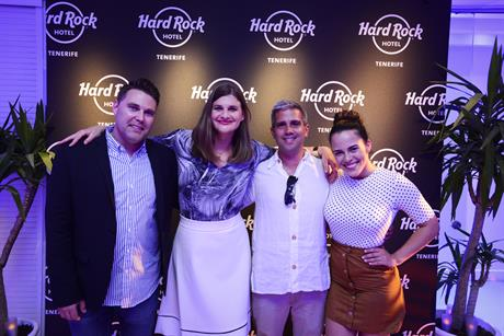 Hard Rock Hotel Tenerife event, Ice Tank