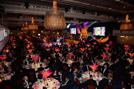 The Retail Trust London Ball, Grosvenor Hotel