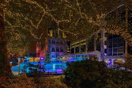 The Natural History Museum showcased event spaces as part of the Strictly SW7 event on 19 November 2012.