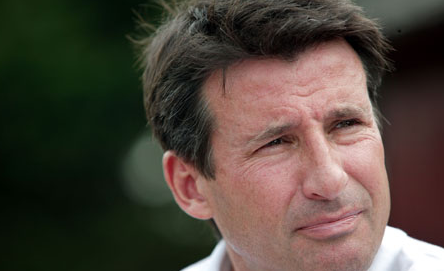 Locog chair Lord Coe needn't look so pensive post-knighthood.