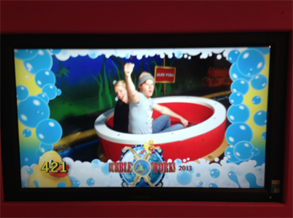 Chessington World of Adventures' Professor Burps Bubbleworks – which can be enjoyed by corporates, kids and C&IT staff alike.