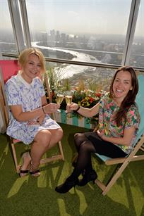 Shard garden launch