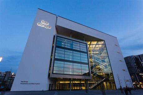 Messe Frankfurt's Kap Europa