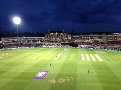 England v Sri Lanka T20 at the KIA Oval