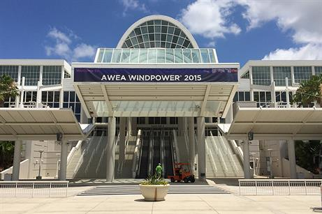 AWEA Windpower 2015 took place in Orlando, Florida, US (pics: Tim Lomas)