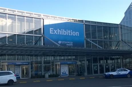 The EWEA Offshore 2015 event took place in Copenhagen between 10-12 March