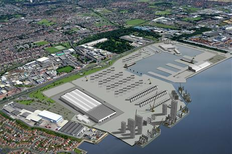 Siemens and the Associated British Ports will jointly invest £310 million in Green Port Hull