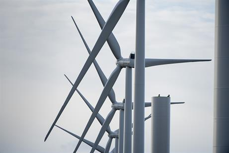 When complete, Klim will become the largest onshore wind farm in Denmark, at 70.4MW