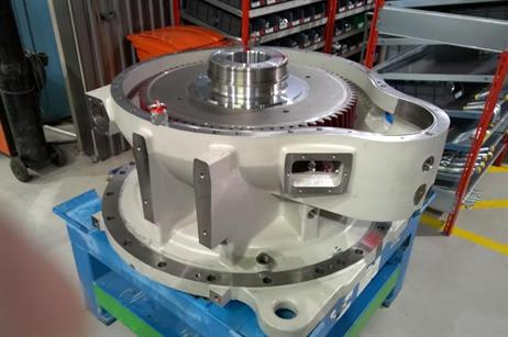 The outer diameter of a 3MW Exceed's housing is smaller than previous models