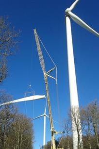 Senvion will provide ten years servicing to the site