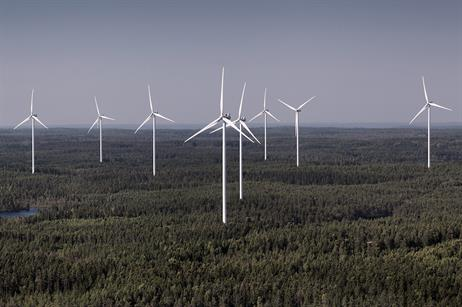 Sweden's parliamentary energy commission published a roadmap to help the country achieve 100% renewable energy production by 2040 (pic: Vestas)