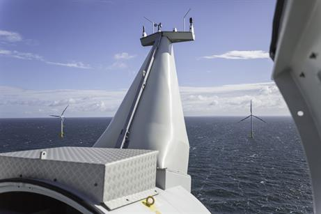 The 48MW Baltic 1 project was developed by EnBW