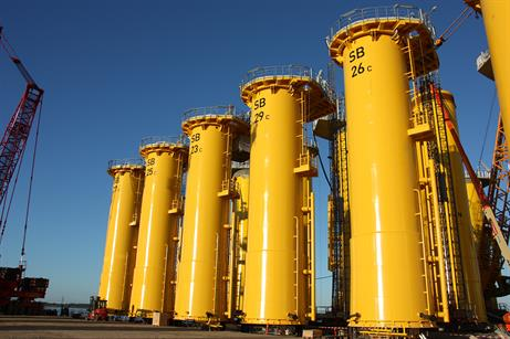 Vattenfall is developing Sandbank in partnership with German utility Stadtwerke Munchen
