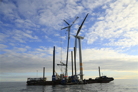 Decommissioning of the 10MW Yttre Stengrund project has begun