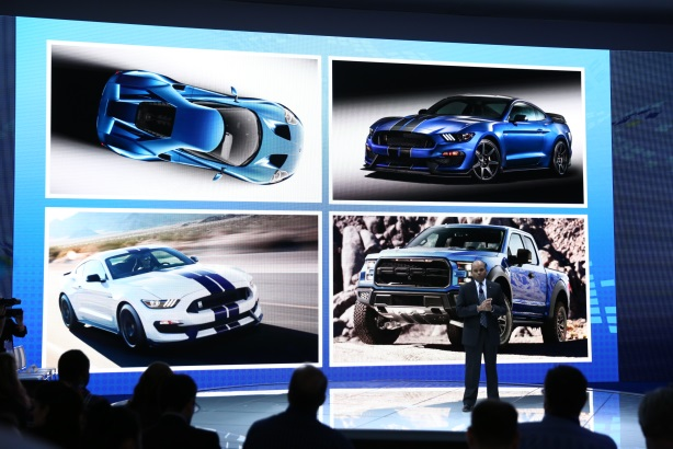 Ford's Blue Oval Content Summit