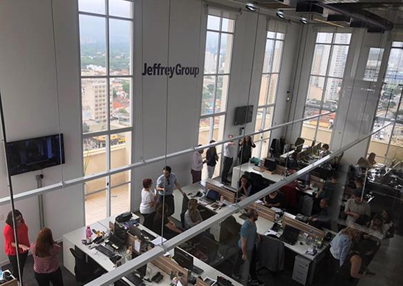 Jeffrey Group Brazil office (2)