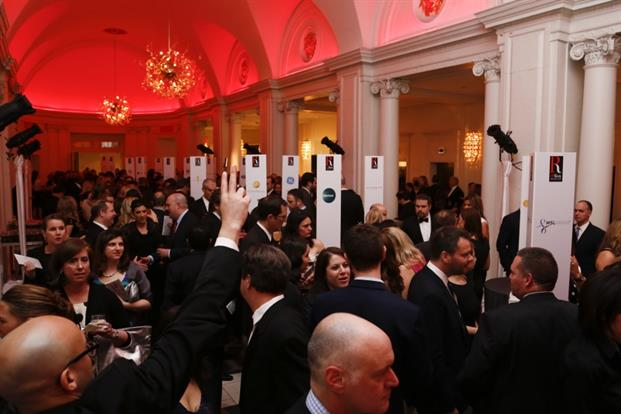 More than 900 people turned out to celebrate the best of the PR industry.