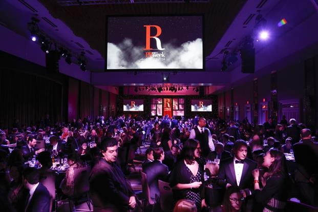 The 2014 PRWeek Awards were held on March 20 at the Grand Hyatt in New York City.