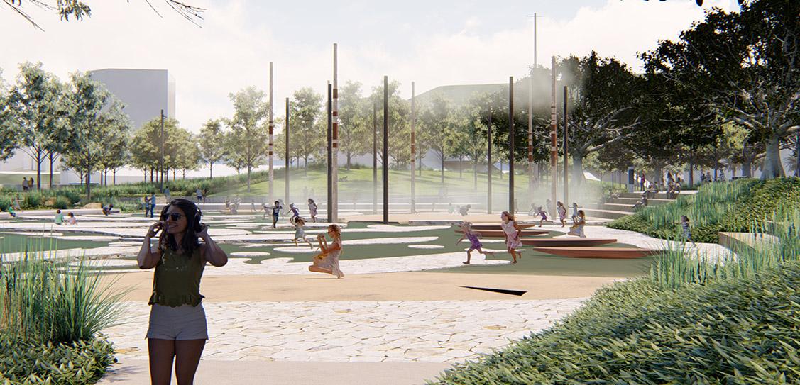 Gosford Leagues Club Field - Turf Design Studio