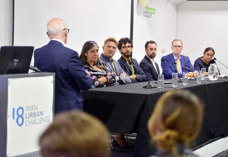 Panel is international leaders