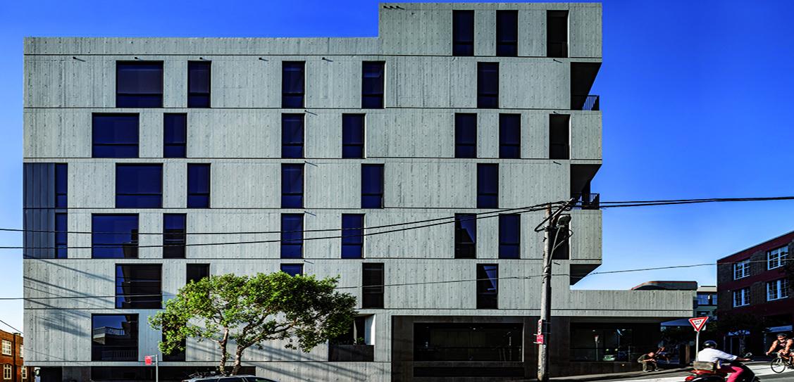 537 Elizabeth Street - Woods Bagot Pty Ltd