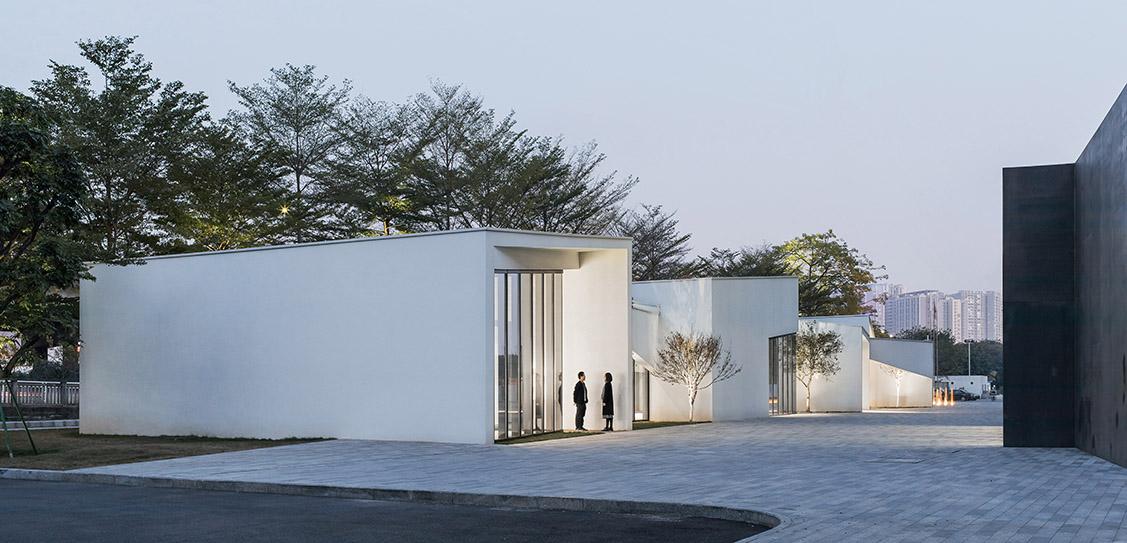 Living Art Pavilion - MOZHAO ARCHITECTS