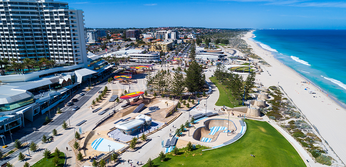 Scarborough Foreshore Redevelopment by Taylor Cullity Lethlean and UDLA