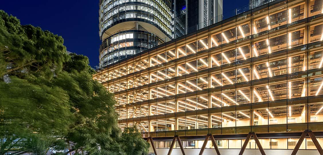 International house Sydney - Tzannes