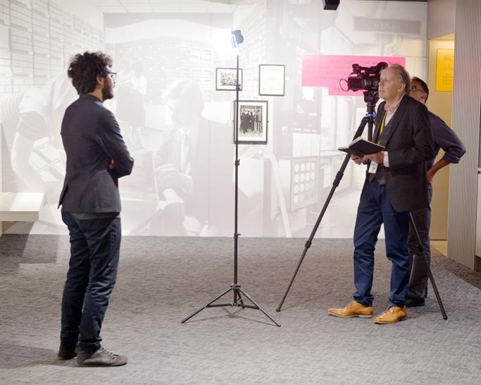 Michael Hammond, Editor in Chief, WAN interview