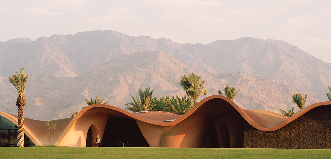 Ayla Golf Academy and Clubhouse - Oppenheim Architecture