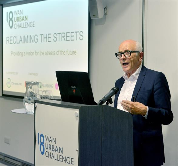 Peter Murray, Chair, New London Architecture