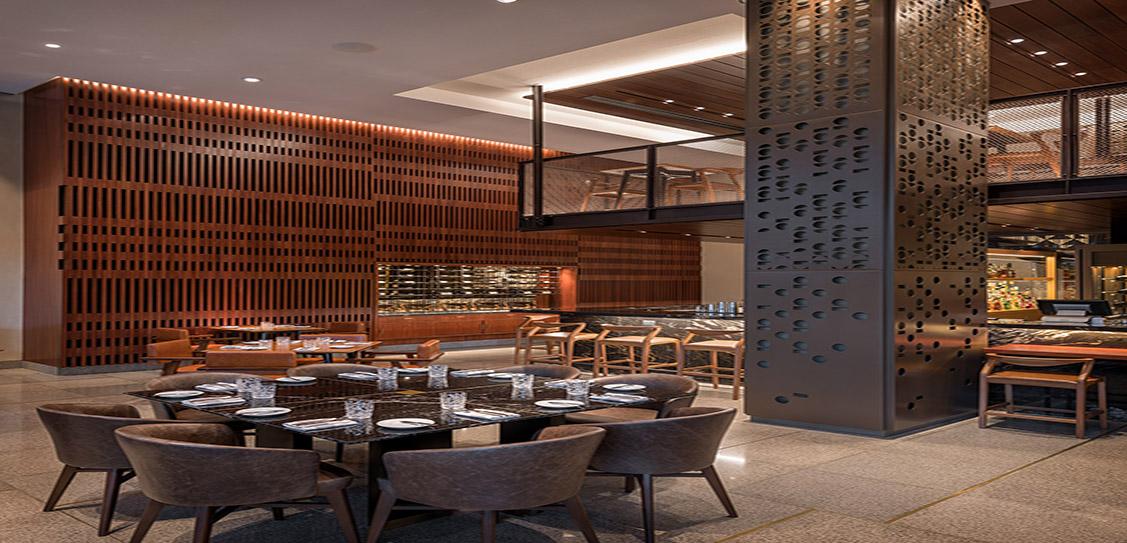 Neto at Four Seasons Sao Paulo - EDG Design