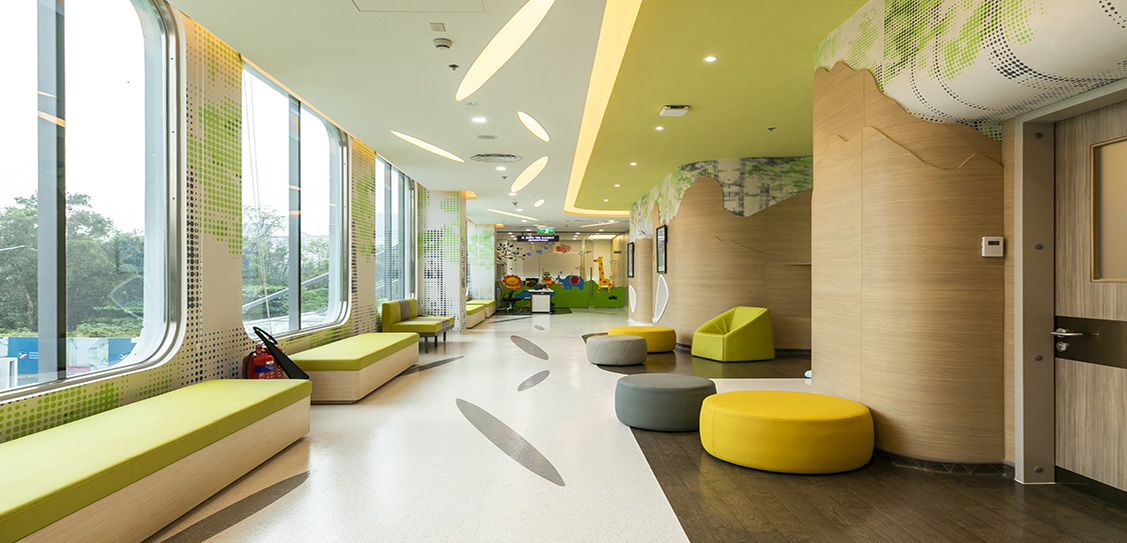 American International Hospital - ONG&ONG