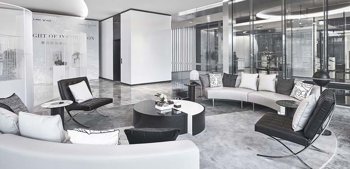 Yanlord Living Art Center - Harmony World Consultant and Design