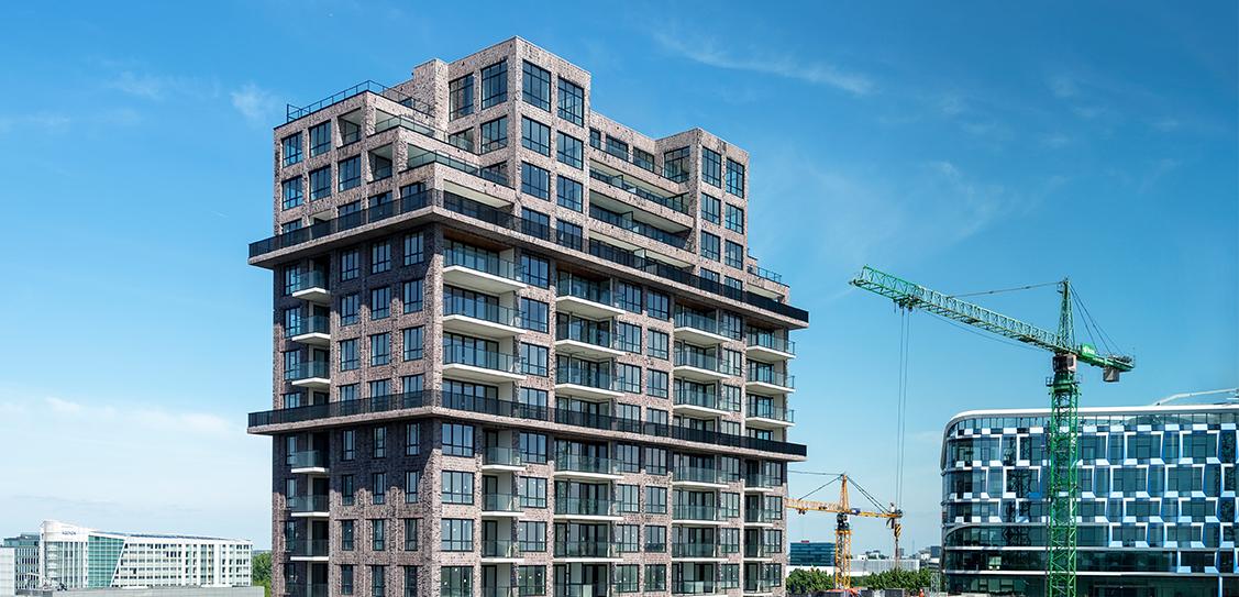 Xavier - Amsterdam Zuidas - KENK architecten BV