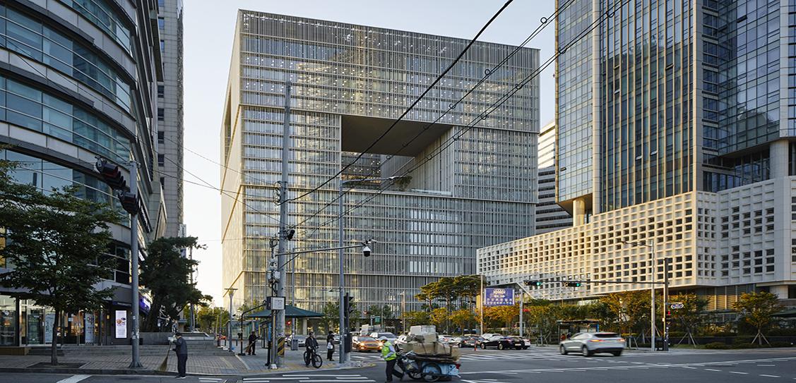 Amorepacific Headquarters - David Chipperfield Architects Berlin