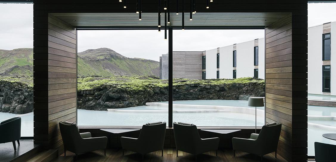 The Retreat at Blue Lagoon Iceland - Basalt Architects