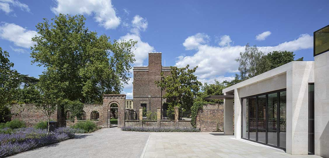 Pitzhanger Manor and Gallery - Jestico + Whiles and Julian Harrap Architects