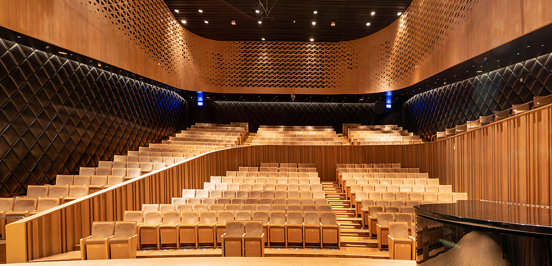 National Kaohsiung Centre for the Arts - Mecanoo architecten