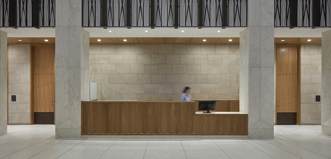 Visitor Welcome Centre – Parliament Hill, Ottawa, ONIBI Group in association with Moriyama & Teshima Architects