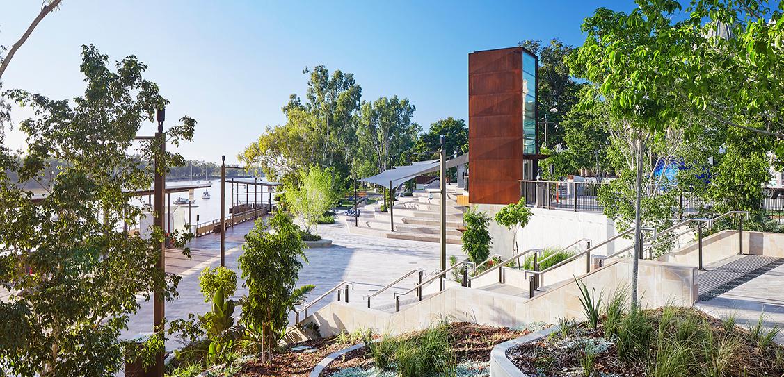 Rockhampton Riverside Precinct - Woods Bagot