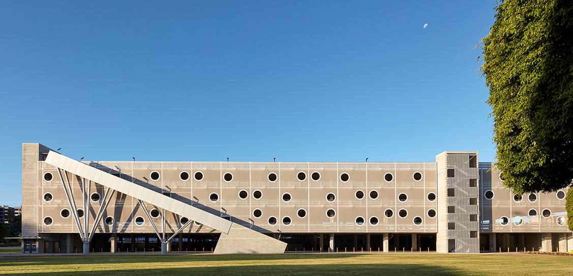RNA Large Animal Pavilion - Shane Thompson Architects