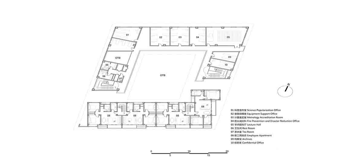 Medog Meteorological Center - EID Architecture