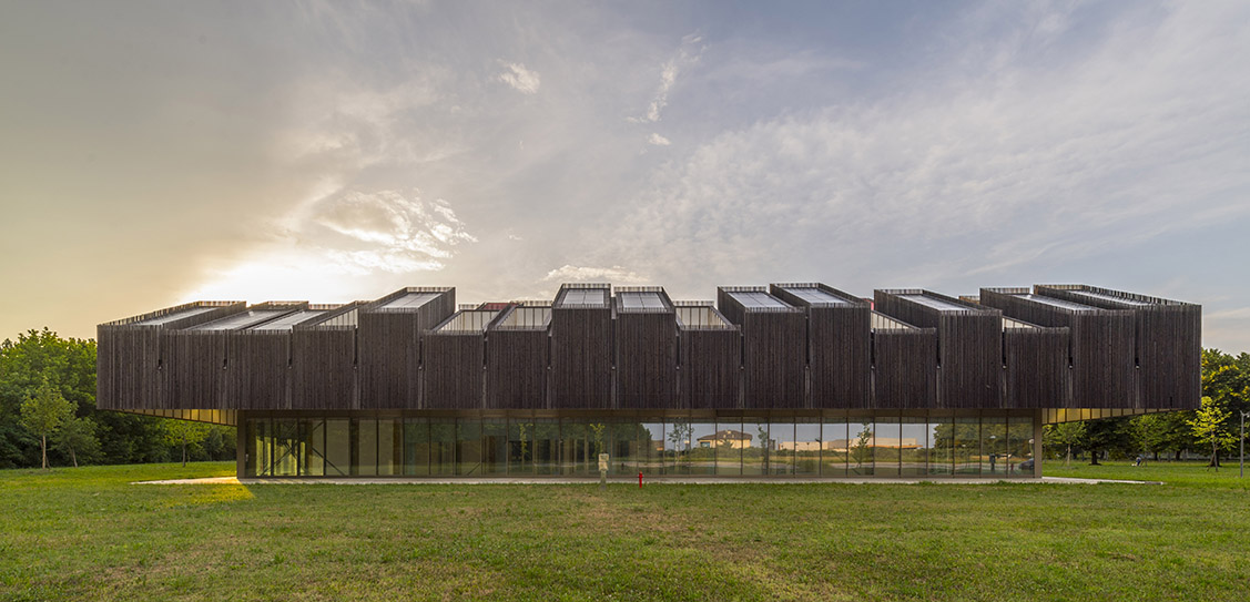 ARPAE Headquarter for the Regional Agency for Prevention, Environment and Energy - Mario Cucinella Architects