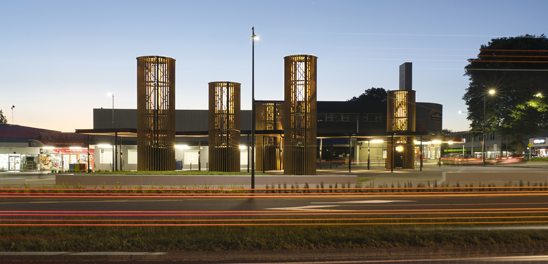 Photography: Nick Lambert / DCA Architects of Transformation