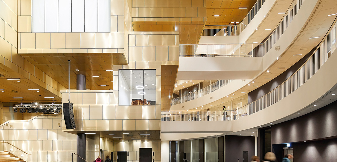 Kiruna City Hall - Henning Larsen