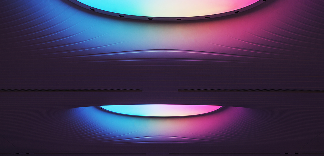 Oculus lights - Nulty Bespoke