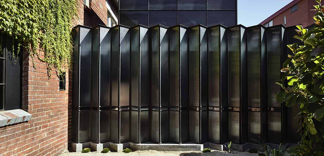 Powell Street House - Robert Simeoni Architects Derek Swalwell (photographer) Robert Simeoni (Architect)