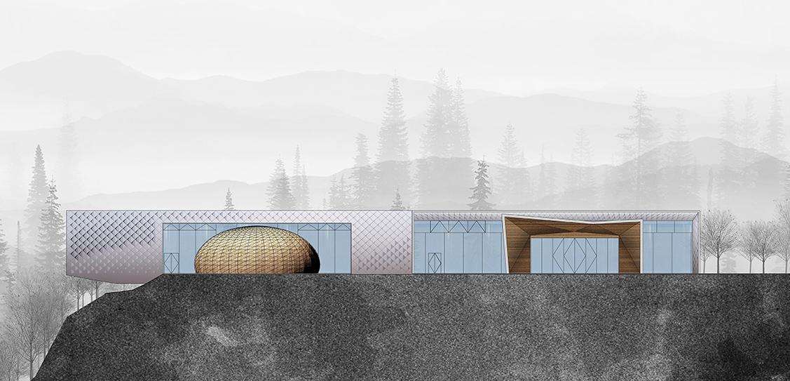 YULIN Artistic Center - Challenge Design
