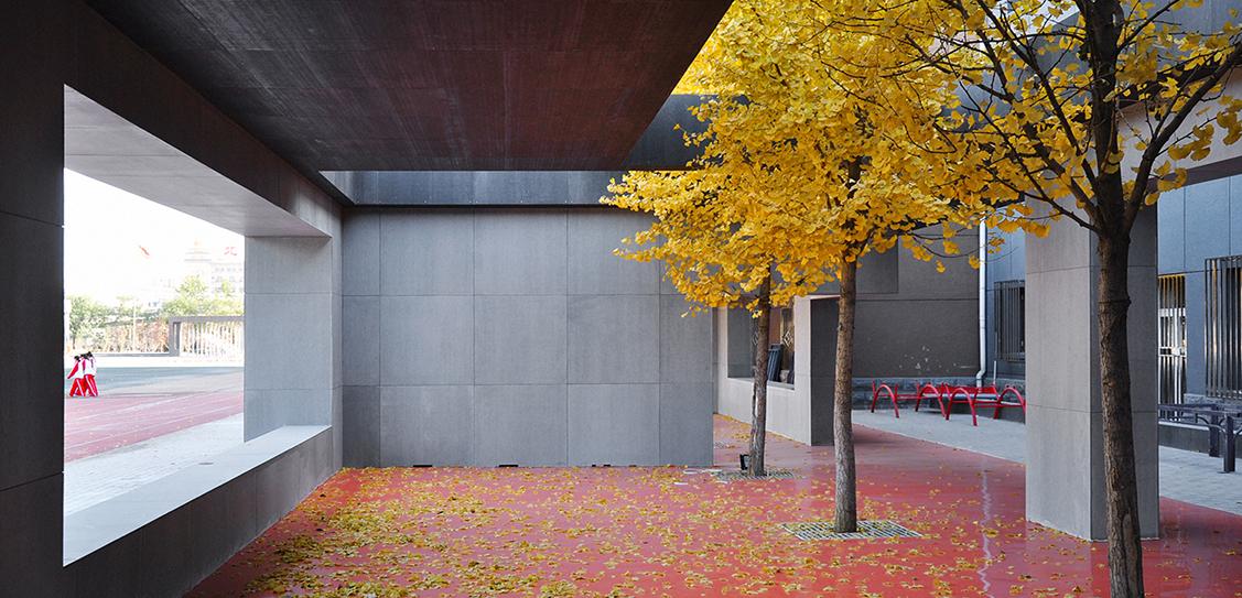 Interval Architects/Oscar KO + Yunduan GU, Images: Zhi Geng